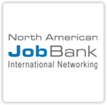 North American Job Bank Logo