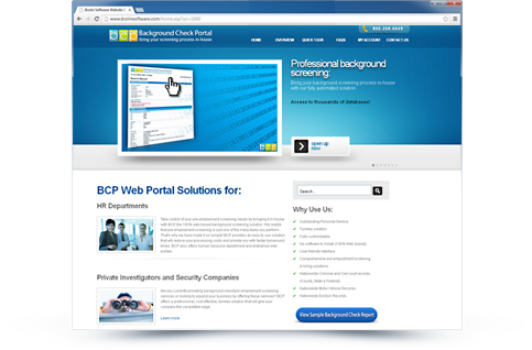 BCP Website